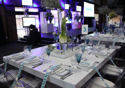 Siemens Sustainable African Cities Tour Customer Gala Dinner
